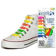 Shoeps - Silikonové tkaničky svítící