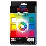 FIMO Professional 8003 - základní barvy - Modelovací hmota
