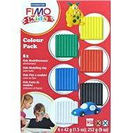 FIMO Kids 8032 - základní barvy - Kreativní sada
