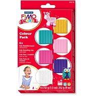 Fimo Kinder 8032 - die Farbe für Mädchen - Kreativset