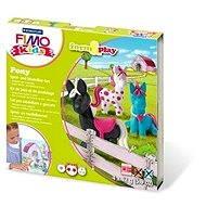 FIMO Kids 8034 - Form & Play Poníci - Kreativní sada