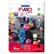 FIMO Soft 8023 - 24 barev - Kreativní sada