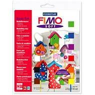 FIMO Soft 8023 - Základní barvy - Kreativní sada
