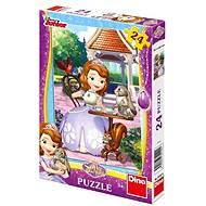 Sofia die Erste: Haustiere - Puzzle
