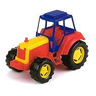 Plastic tractor - Sand Tool Kit