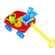 Big trolley - Sand Tool Kit