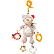 Nuk Forest Fun - Bear with clip