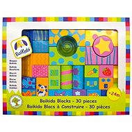 Boikido - Set of 30 pieces of colored cubes