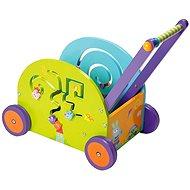 Boikido - Môj prvý vozík Zajačik