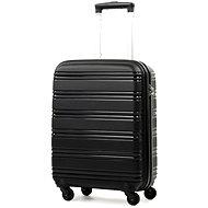 Reise-Koffer ROCK TR-0125 / 3-50 PP - Schwarz