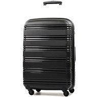 Rock TR-0125/3-60 PP černá - Cestovní kufr