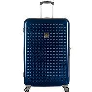 Travel suitcase SUITSUIT® TR-1142 / 3-60 - Matrix Denim Teal - Suitcase