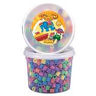 Maxi zažehlovací korálky - pastelová barvy - Kreativní sada