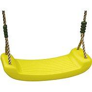 Hojdačka - sedátko žlté
