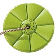 Disk-Swing-CUB - hellgrün Blume - Schaukel