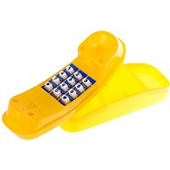 Phone CUBS A children's playground - yellow