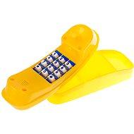 Telefon CUBS k dětskému hřišti - žlutý - Příslušenství na dětské hřiště