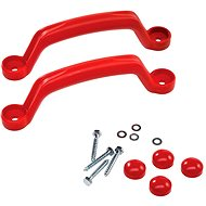 Handle CUBS plastic 2pcs / pack. - red - Playset Accessories