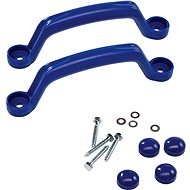 Handle CUBS 2 pieces of plastic / bal. - Blue