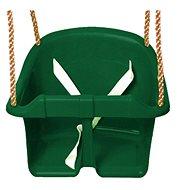 Houpačka CUBS Basic plastová - zelená - Houpačka
