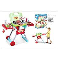 Kids' Barbecue Set with Accessories