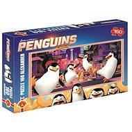 Tučniaci z Madagaskaru 160 dielikov