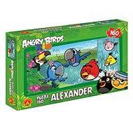 Angry Birds Rio - U vodopádu 160 dílků - Puzzle