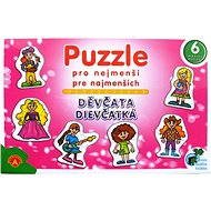 Puzzle for the youngest - Girls