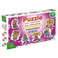Puzzle for the youngest - Dolls