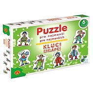 Puzzle for the youngest - Boys
