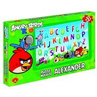 Angry Birds Rio - the letters of 20 pieces
