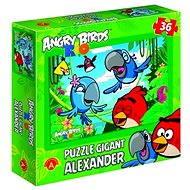 Angry Birds Rio - V džungli Gigant 36 dílků - Puzzle