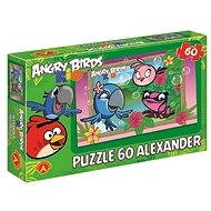 Angry Birds Rio - The figure of 60 pieces