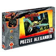 How to Train Your Dragon 2 - Game of tag 20 pieces