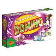 Bolek a Lolek - Domino - Spoločenská hra