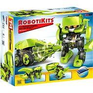 Robotikits - T4 Transforming Solar Robot