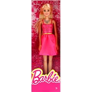 Mattel Barbie Blonde girl in a pink dress