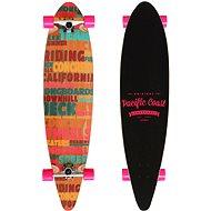 Longboard rosa