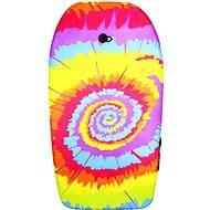Bodyboard rainbow