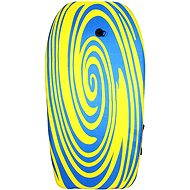 Bodyboard blue-yellow