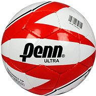 Penn soccer ball - red