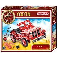 Meccano - Tintin Jeep 4x4 - Stavebnice