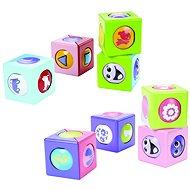 Fisher Price - Merry building blocks