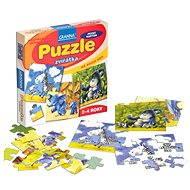 Puzzle - Zvířátka - Puzzle