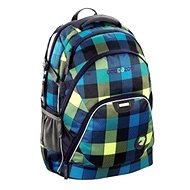 School Backpack Coocazoo EvverClevver - Lime District