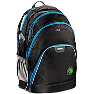 School Backpack Coocazoo EvverClevver - Black