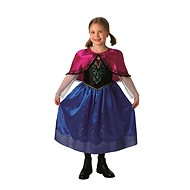 Kleid Karneval Ice Kingdom -. Anna Deluxe vel L - Kinderkostüm