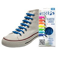 Shoeps - Silicone laces sky blue