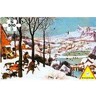P. Bruegel - Jäger im Schnee