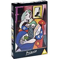 Picasso - Girl with a book